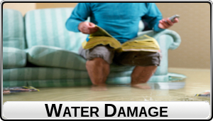 Water Damage Edmonton | Gentle Steam