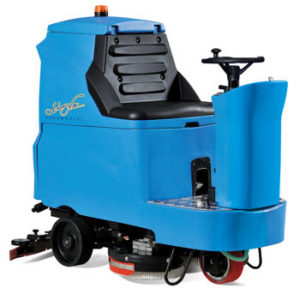 Ride On Auto Scrubber JVC70RIDER | Gentle Steam